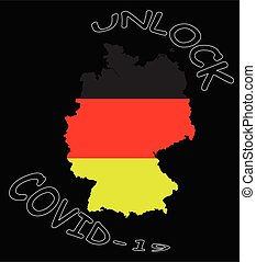 Germany pandemic unlock - Representation of Germany ...