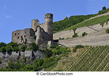 Germany, Rhine Valley