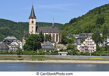 Germany, Rhine Valley