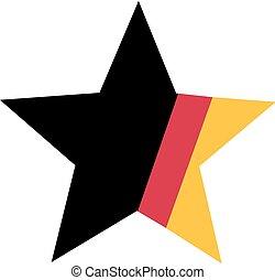 Germany star