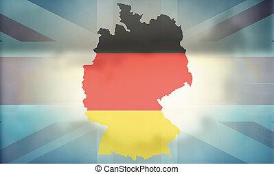 germany UK states government regular design