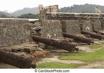 geronimo, 城砦