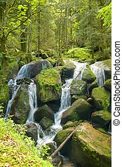 gertelbach, cascadas
