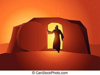 gesù, risurrezione