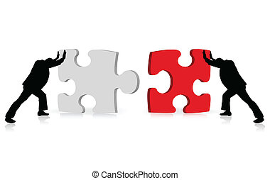geschäftskonzept, von, leistung, von, erfolg, illustriert,...