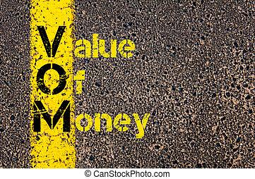 geschaeftswelt, akronym, geld, wert, vom, buchhaltung