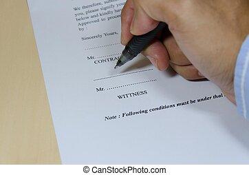 geschaeftswelt, documents.