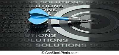 geschaeftswelt, marketing, kreativ, lösungen, oder, beraten