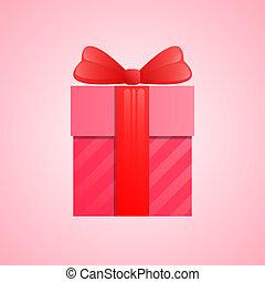 Geschenk, Stock Bild - Geschenk, Feier