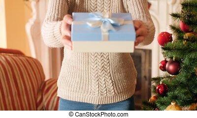 geschenk, zimmer, filmmeter, geben, kasten, jahr, besitz,...