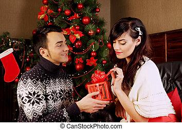 Geschenke paar weihnachten