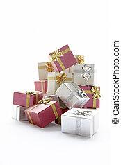 geschenke haufen weihnachten berflu maenner. Black Bedroom Furniture Sets. Home Design Ideas
