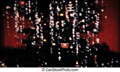 geschenke, unter, tree-1958, weihnachten