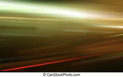 geschwindigkeit, abstrakt, bewegen, hintergrund