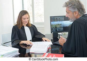 gesetzlich, arbeiter, beraten, nachschlagewerk