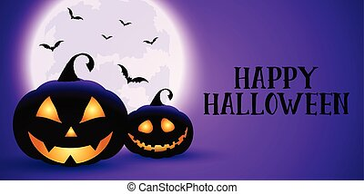 gespenstisch, halloween, banner