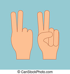 geste, mains