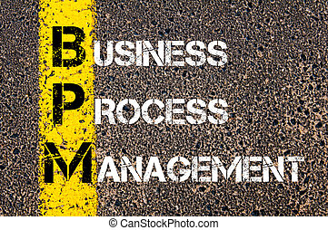 gestion, business, acronyme, bpm, -, processus