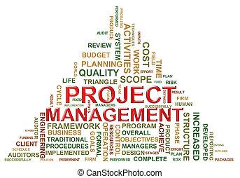 gestion projet, étiquettes