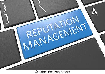 gestion, réputation