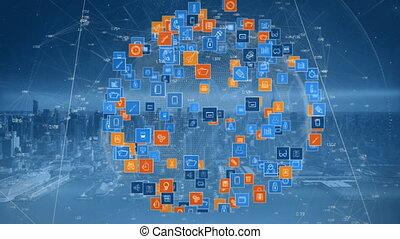 gestion réseau, connexions, global