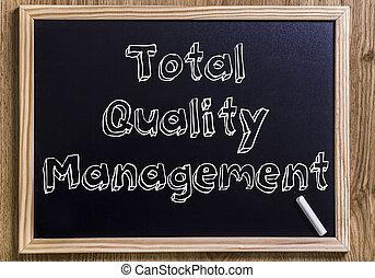 gestion, texte, esquissé, -, tableau, nouveau, total, qualité, 3d