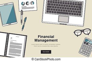 gestione finanziaria, concetto