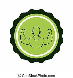 gesunder lebensstil, design