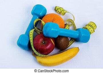 Gesundes Essen - Gesundes Leben - Fitness für schlankes...