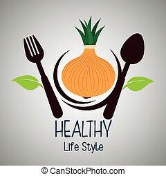 gesundes essen, lebensstil