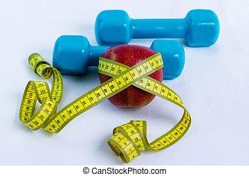 Gesundes Leben - Der Weg zum schlank sein