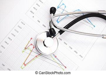 gesundheit, und, medizinisches konzept
