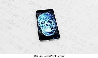 .Get access to personal information. Hacking a smartphone. -...