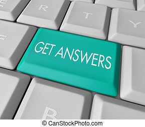 Get Answers - Computer Key