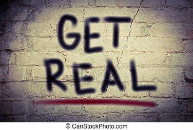 Get Real Concept