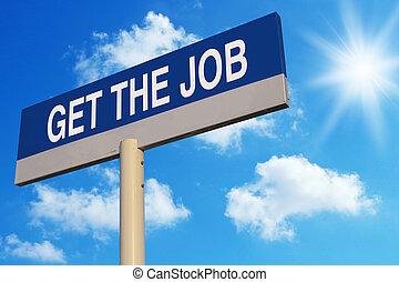 Get The Job