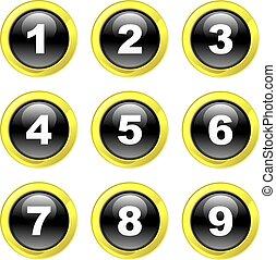 getal, iconen