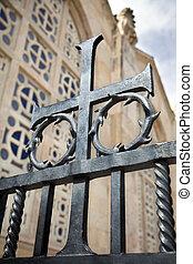 gethsemane, 十字架像