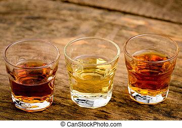 getränk, alkoholiker