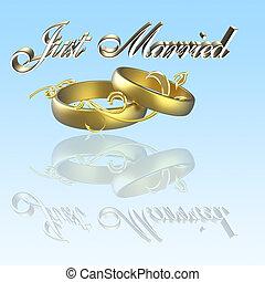 getrouwd, zelfs