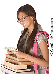 Getting tuition money to cover cost of education - Asian...