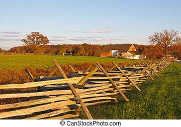 gettysburg, farmstead