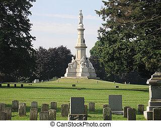 gettysburg, monument
