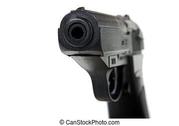 geværet, stykke legetøj