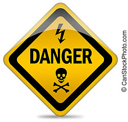 gevaar, gevaartekens