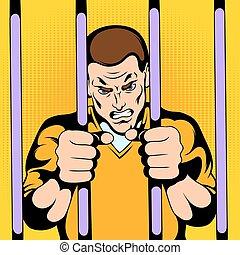 gevangene, gevangenis