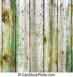 geverfde, van hout grondslagen