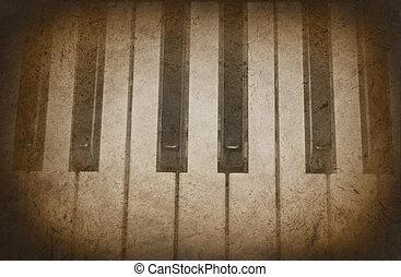 gevormd oud, lied