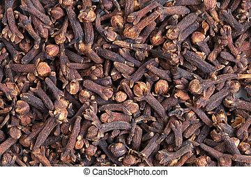 gewürznelke, (syzygium, aromaticum)