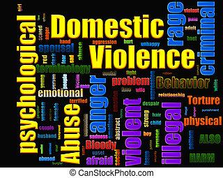 gewalttätigkeit, innenmißbrauch